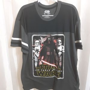 Star Wars Short Sleeve Tee Shirt